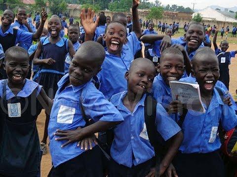 AFRICAN CHILD DAY. FREEDOM FOR CHILDREN - UGANDA