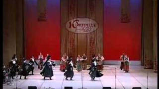 Cossack dancers from Russia