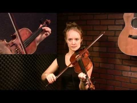 Waiting For The Dawn: Fiddle Lesson  Hanneke Cassel