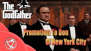 The Godfather Game | Promotion To Don Of New York City (NYC) | Final Mission