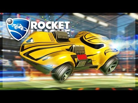 Rocket League - 988 PING, Hotwheels Pack, Hockey, and More!