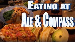 Ale & Compass - Vegan & Non-Vegan Food Review - Yacht Club Resort - Walt Disney World