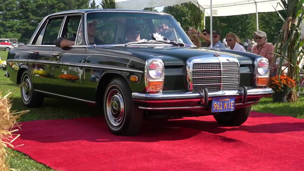 New Jersey Concours d Elegance 2018 Preservation Award ...
