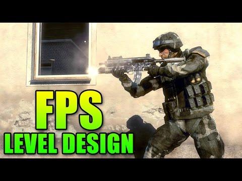 FPS Level Design - LevelCap Bashes BF4 Map Design