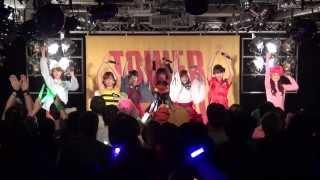 10月31日タワーレコード渋谷店CUT UP STUDIOで披露した「Starry Night」...