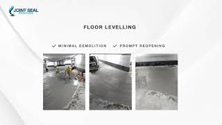 Parking Garage Waterproofing & Concrete Repairs, by Joint Seal Waterproofing