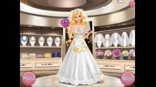 Barbie Wedding Shopping (Барби: свадебные покупки) - прохождение игры