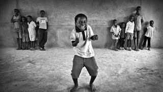 Детские праздники. Пример клипа от ТвоеКино про тематический детский праздник Нигер Party