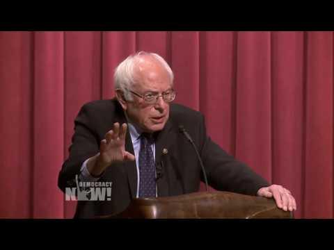 Watch Bernie Sanders' Full Speech in Philadelphia: The Future of American Democracy is at Risk