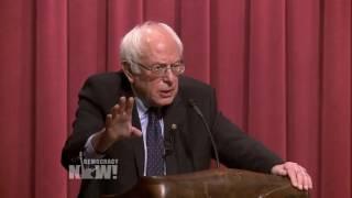 Watch Bernie Sanders