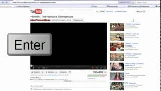 видеоурок( как скачать видео с youtube