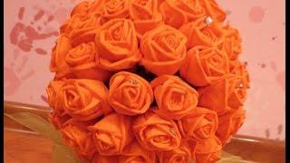 Как сделать розы из бумаги. Самый быстрый и простой способ.Подарки Поделки своими руками(Как сделать розы из бумаги. Самый быстрый и простой способ.Подарки Поделки своими руками Поделки своими..., 2016-01-18T07:58:44.000Z)