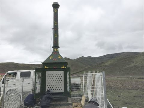 China Covering Tibet in Thousands of Cloud Seeding Generators!