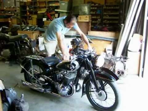 1939 DKW SB500 2 Stroke 500cc Twin - FOR SALE