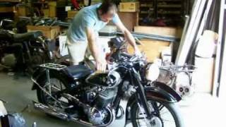 1939 DKW SB500 2 Stroke 500cc Twin - FOR SALE