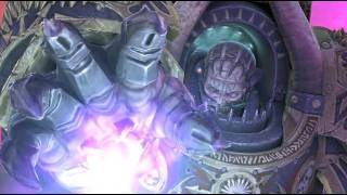 Warhammer 40,000: Space Marine - Launch Trailer (PC, PS3, Xbox 360)