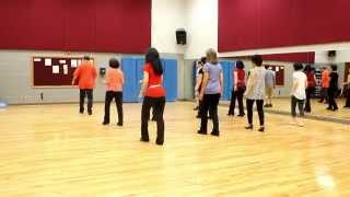 Martini Sway - Line Dance (Dance & Teach in English & 中文)
