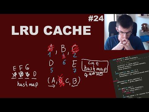 Pro vs. Hard Coding Interview Problem - LRU Cache (LeetCode Day 24)