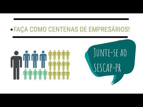Conheça tudo o que o SESCAP-PR tem para você e sua empresa!