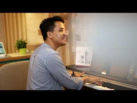 Over And Over Again - Kamu - Back At One - Risalah Hati (Medley Cover by Barsena Bestandhi)