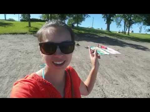 #vlog Дела домашние и исследование местности на каяке | Tatiana & Vladimir