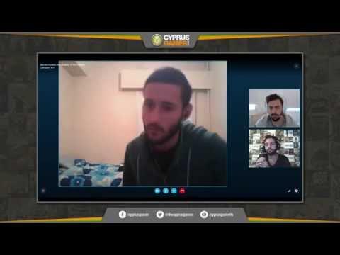 """Συνέντευξη του Παναγιώτη """"Totyz"""" Νικολάου - League of Legends  [CyprusGamer.com]"""