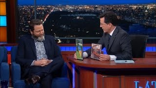 Stephen & Nick Offerman Compare Boats