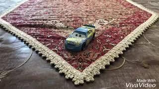 Disney Pixar Cars 3 Diecast Floyd Mulvihill (Gasprin Racer Number 70)