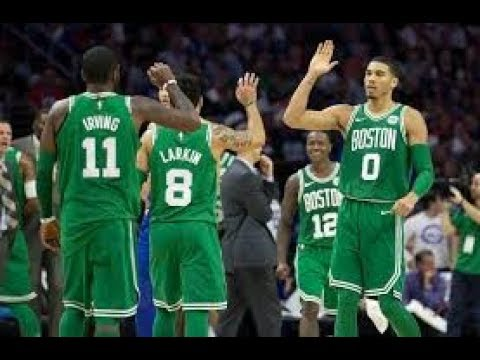 NBA analysis can the Boston celtics win the eastern conference championship?