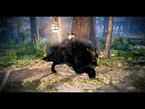 금수랑&신규서버 헥세 업데이트 TVC (전투편) - 검은사막 모바일(Black Desert Mobile - Beast Master  Update)