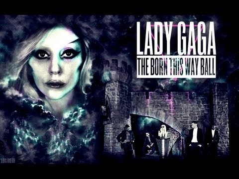 The Born This Way Ball (HBO FULL VERSION)