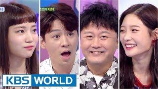 Hello Counselor - Gong Hyungjin, Jung Sanghoon, DIA's Jeong Chaeyeon and Jueun [ENG/THA/2017.08.28]
