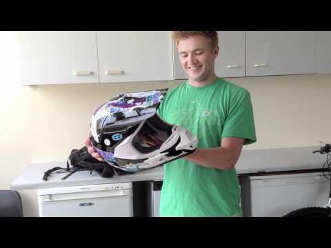 No Fear Optimal II Evo Helmet Unboxing