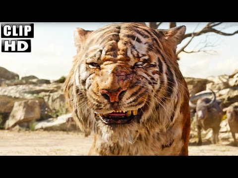 "The Jungle Book Clip ""Das ist Shir Khan"" Deutsch"