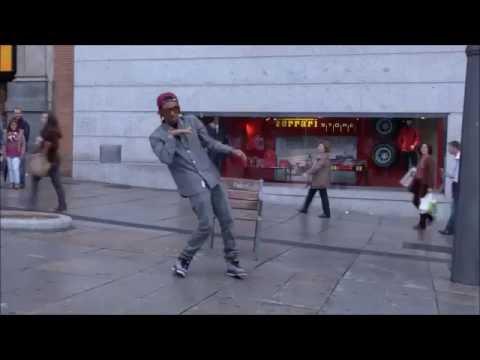 El mejor bailarín del mundo -  SKRILLEX - Make It Bun Dem