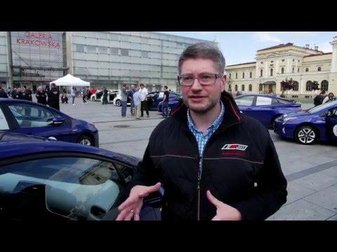 Toyota Economy Race 2016 - ekonomiczna jazda Toyotą Prius