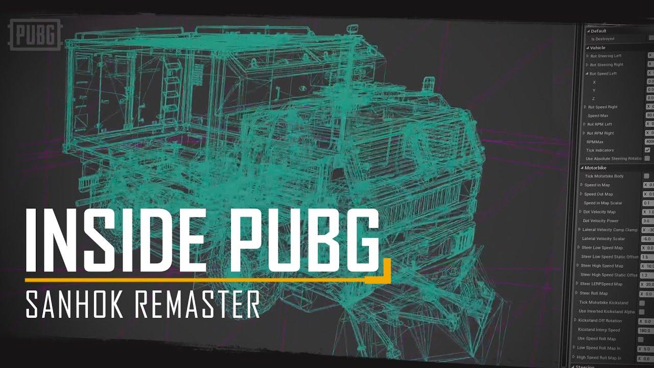 Inside PUBG: 사녹 리마스터 | 배틀그라운드