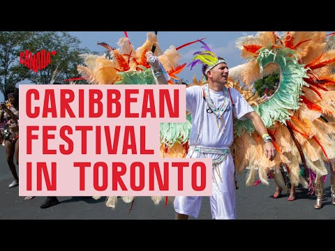 Experience North America's largest Caribbean Festival in Toronto | Explore Canada