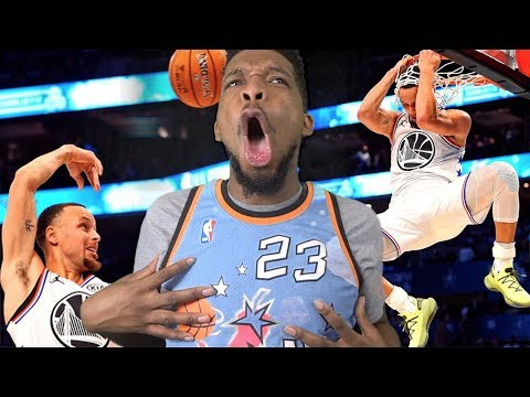 CURRY SHOULD OF WON MVP! TEAM LEBRON vs TEAM GIANNIS! 2019 NBA ALL-STAR GAME