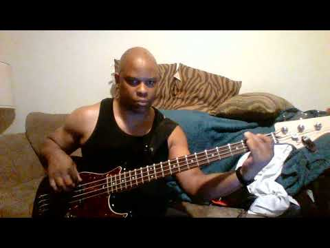 KC and the Sunshine band. Get down tonight--- - bass cover by bsmooth512