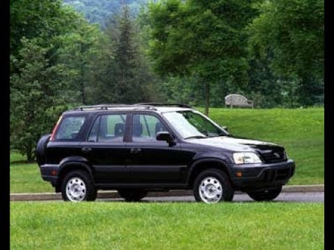 1996 – 2001 Honda CR-V  Will Not Start  Rough Idle Misfire Fix DIY