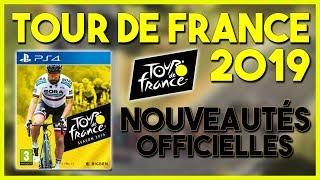 LE MULTIJOUEUR SUR TOUR DE FRANCE 2019 - Toutes les nouveautés !