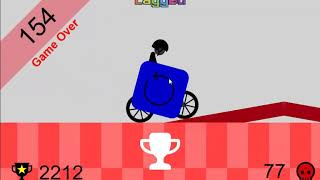 Wheelie Challenge | Pasándolo mal un rato
