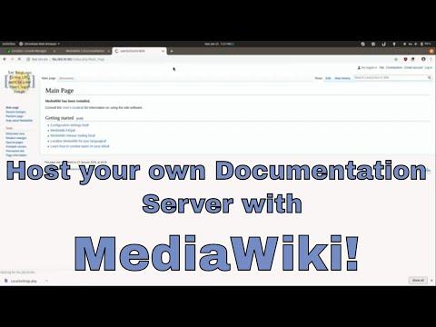 Hosting Your Own Wiki with MediaWiki on Ubuntu 18.04 on Linode