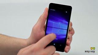Смартфон Microsoft Lumia 550 White - Обзор. Вместительный Windows Phone(ПОДРОБНЕЕ: http://xn----8sb1bezcm.xn--p1ai/catalog/microsoft-lumia-640-dual-cyan На Lumia 550 установлена последняя версия любимых приложений..., 2016-02-24T16:48:06.000Z)