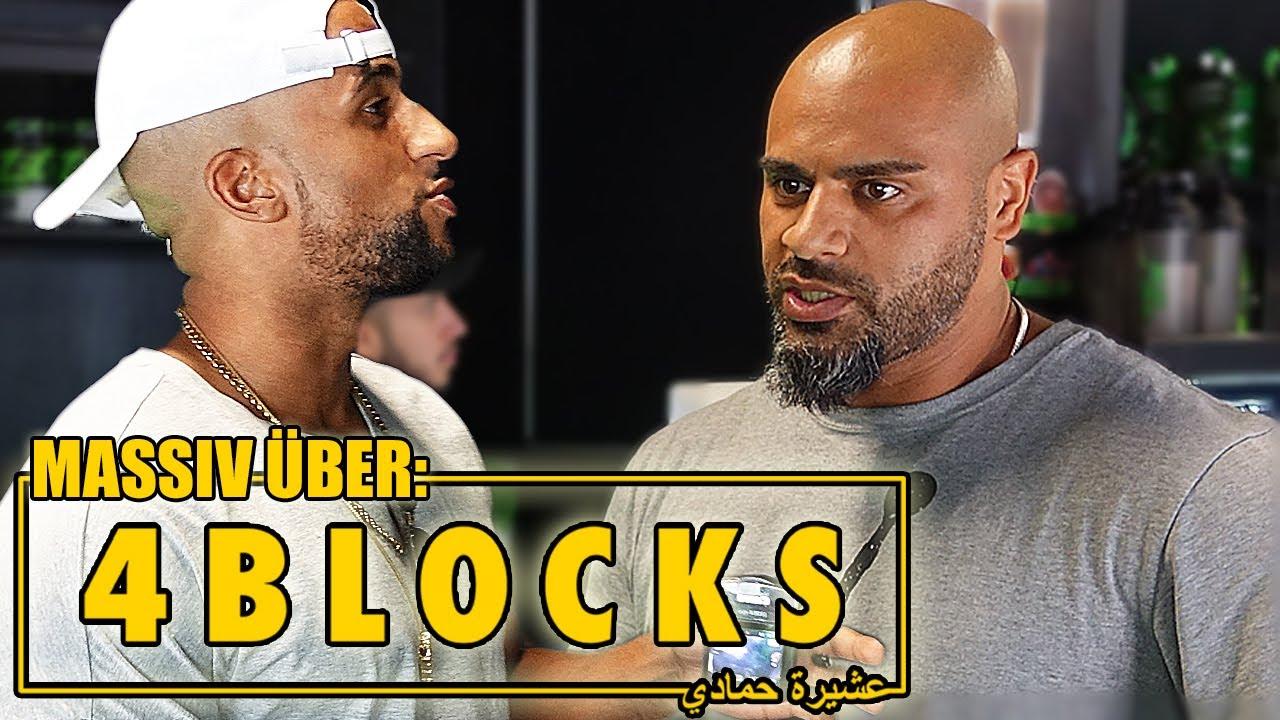 Massiv Redet über 4 Blocks Staffel 2 Leon Lovelock