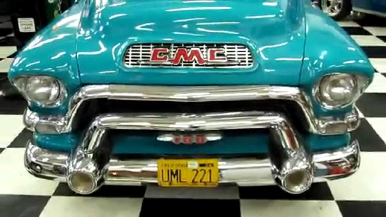 1956 GMC Truck for sale - YouTube