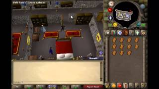 Runescape 2007 | Money Making Guide (F2P) - Anti-dragon shields: 180k/hour