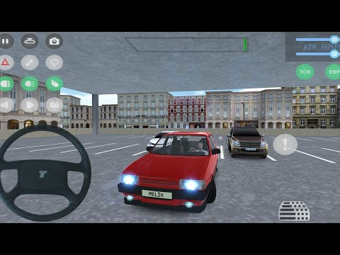 Car Parking and Driving Simulator - Android Gameplay FHD