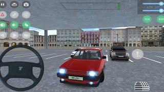 Car Parking and Driving Simulator - Android Gameplay FHD screenshot 1